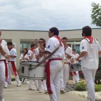 Les fêtes d'Orthez ensemble Juill 2011