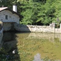 Moulin de Candau à Castétis 22.09.12