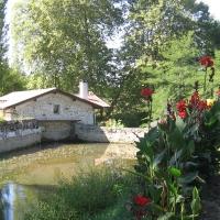 Moulin de Candau à Castétis le 22.09.12