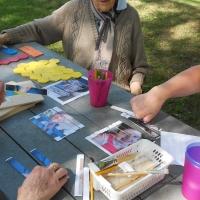 Puzzle au Lac Biron 26/08/2015